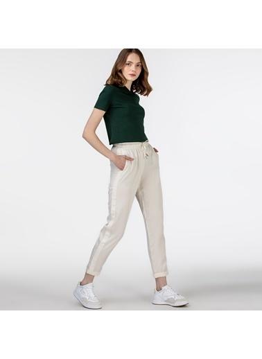 Lacoste Kadın  Pantolon HF0110.10B Beyaz